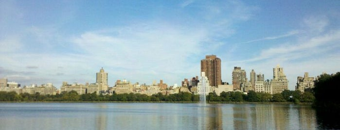 Jacqueline Kennedy Onassis Reservoir is one of Secrets of NYC.