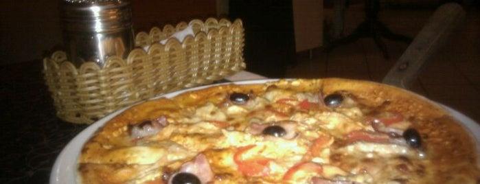Rozario is one of Italian cuisine in St.Petersburg.