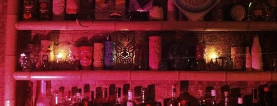 PKNY (Painkiller) is one of Top Cocktails Bars for True Believers.