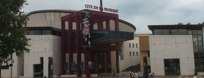 Cité de la Musique is one of All-time favorites in France.