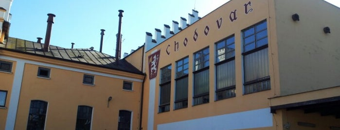Chodovar Pivovar is one of Pivovary ČR - Czech Breweries.