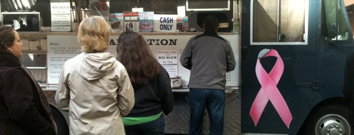 Marination Mobile is one of Seattle Met's Best Cheap Eats 2011.