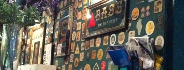 Brauhaus Restaurant & Pub is one of 100 great bars - Lonely Planet 2011.