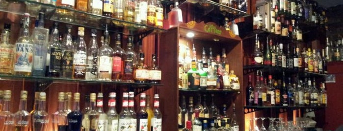 Cotton's Rhum Shack is one of FIVE BEST: London rum bars.