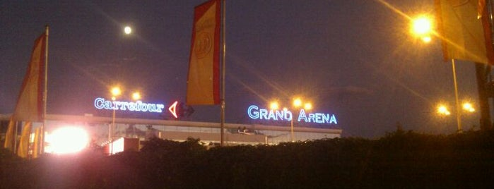 Grand Arena Mall is one of Best places in Bucharest.