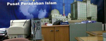 Jakarta Islamic Centre is one of Islamic Community Indonesia.