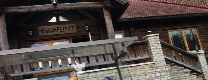 Captain Flint is one of The Barman's bars in Tallinn.