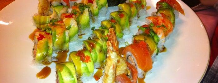 Haiku Sushi is one of The 13 Best Japanese Restaurants in Chesapeake.