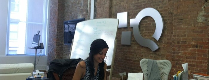 Qwiki is one of Startups & Spaces NYC + CA.