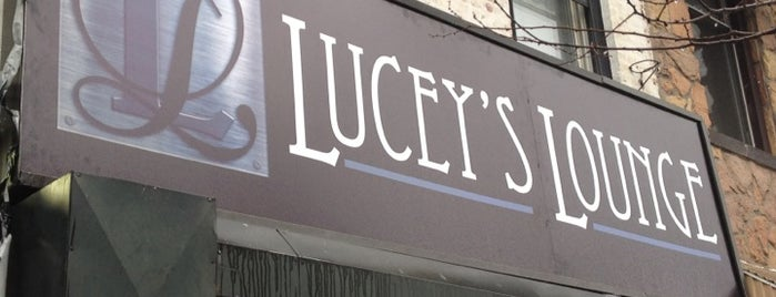 Lucey's Lounge is one of Brooklyn.