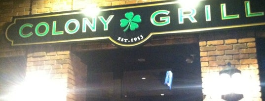 Colony Grill is one of Westport area.