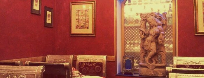 Haveli is one of The 15 Best Places for Vegetarian Food in Florence.