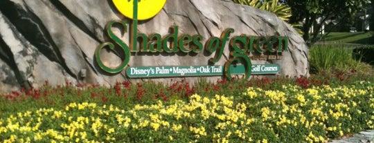 Shades Of Green Resort is one of Walt Disney World Resort Hotels.