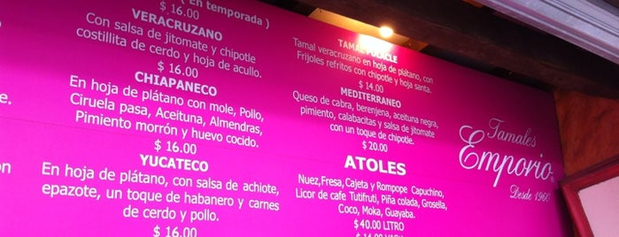 Tamales Emporio is one of Hipsterland.