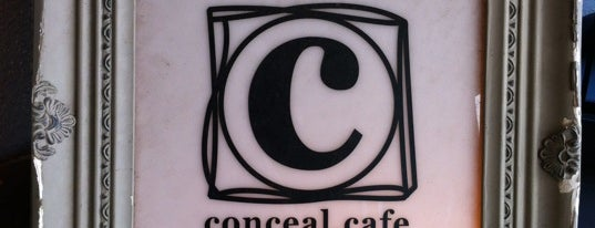 conceal.cafe SAKURAGAOKA is one of free Wi-Fi in 渋谷区.