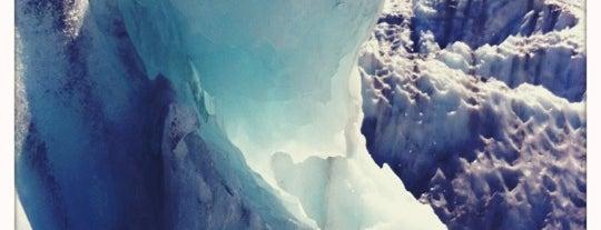 Franz Josef Glacier is one of NZ to go.