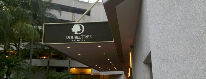DoubleTree by Hilton Hotel Orlando Downtown is one of around the country.