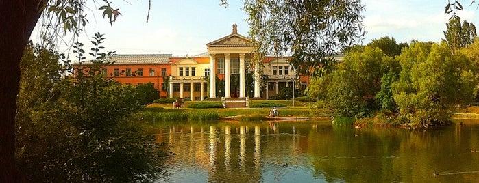 Главный ботанический сад РАН им. Н. В. Цицина is one of Сады и парки Москвы.