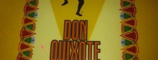 Don Quixote Pizza Bar is one of Veja Comer & Beber ABC - 2012/2013 - Bares.