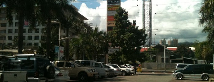 Banilad Town Centre is one of The Best of Cebu City 2012.