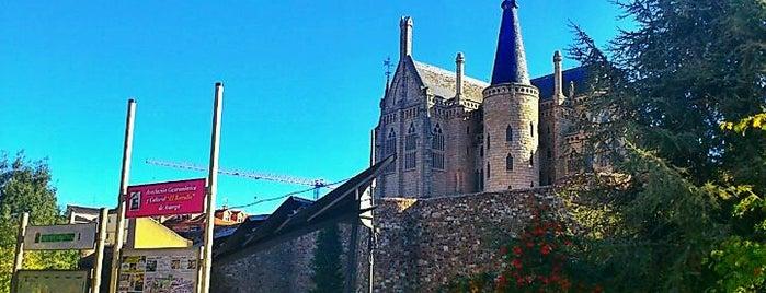 Catedral de Astorga is one of Catedrales de España / Cathedrals of Spain.