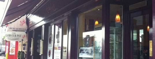 Roly's Bistro is one of Dublin.