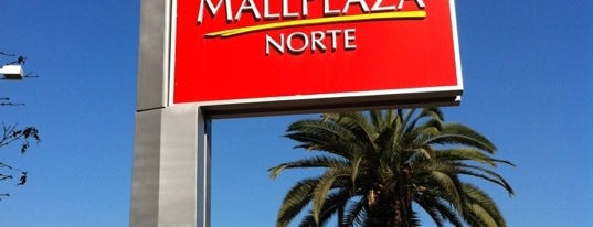 Mall Plaza Norte is one of All-time favorites in Chile.