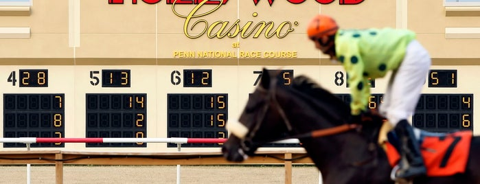 Hollywood Casino at Penn National Race Course is one of Sweet Spots of Hershey Harrisburg, PA #visitUS #4s.