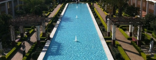 J. Paul Getty Villa is one of LA Sights to See.