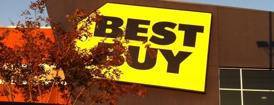 Best Buy is one of Stores I've Shopped At.