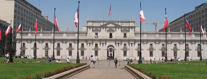 Santiago is one of World Capitals.