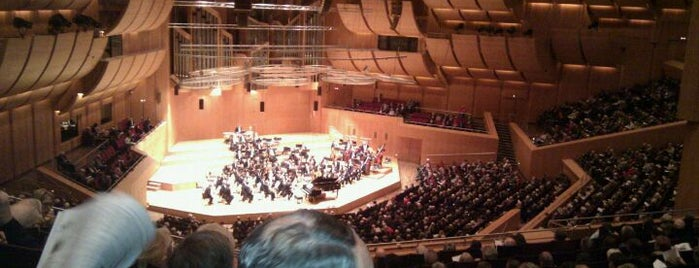 Philharmonie is one of StorefrontSticker #4sqCities: Munich.
