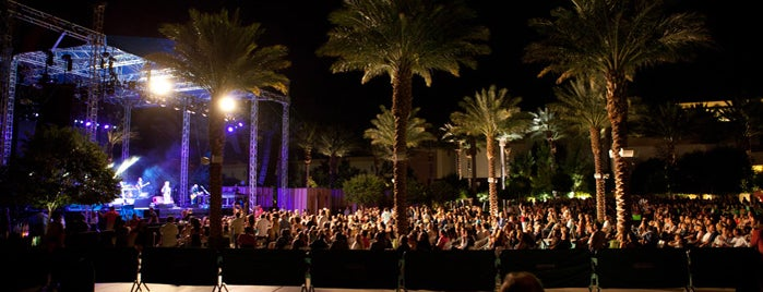 Red Rock Casino Resort & Spa is one of Las Vegas Beauty.