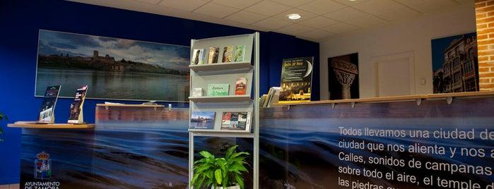 Oficina Municipal de Turismo de Zamora is one of Oficinas de Turismo en Municipios asociados.