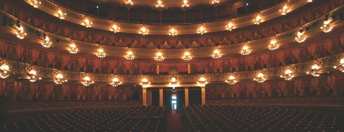 Teatro Colón is one of I <3 BA.