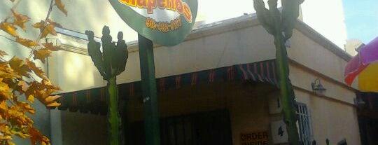 Jalapeno's is one of Restaurants in East Sac/Midtown.