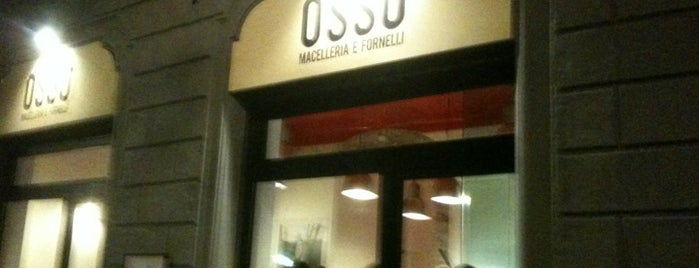 Osso - Macelleria e Fornelli is one of Milano.