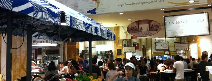 Eataly is one of NYC - Quick Bites!.
