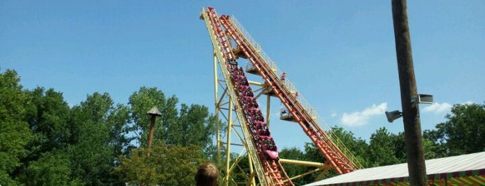 Worlds of Fun is one of Best Places to Check out in United States Pt 3.