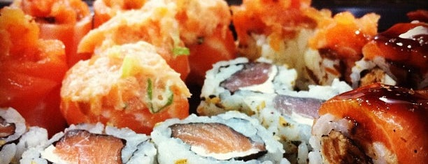 IRÔ Sushi is one of Sushi Work Place.