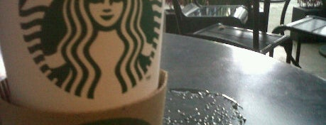 Starbucks is one of A donde vamos?.