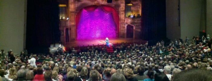 Des Moines Performing Arts Civic Center is one of #visitUS in Des Moines, IA..