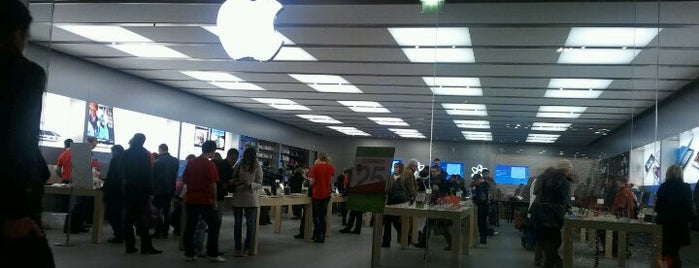 Apple Carré Sénart is one of All Apple Stores in Europe.