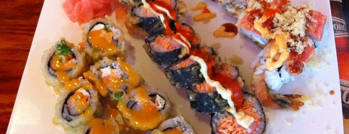 Sushi Cafe is one of The 15 Best Places for Sushi in Jacksonville.