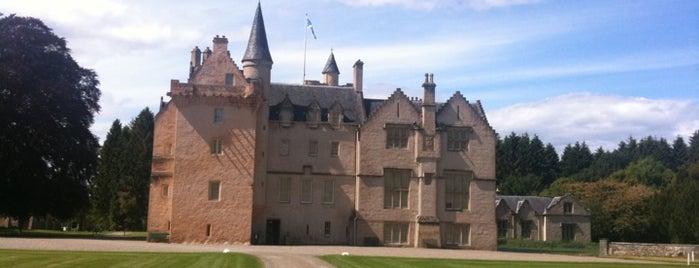 Brodie Castle is one of GreaterSpeyside.