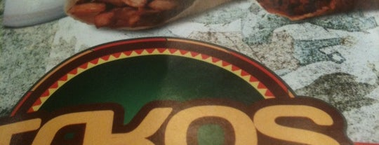 Takos | Cocina Mexicana is one of Hot Tamale Badge.