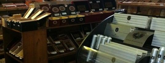 Smoke Ring is one of La Palina Retailers.