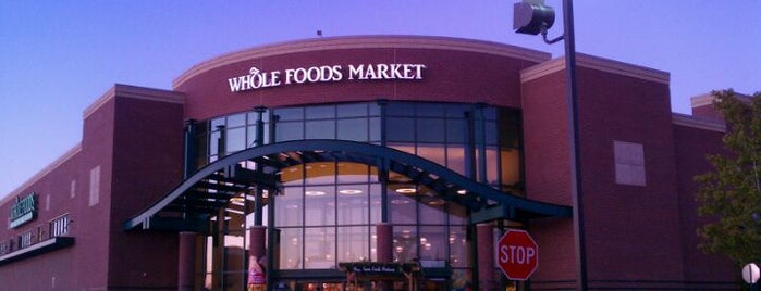 Whole Foods Market is one of Favorites.