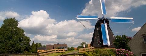 Windmühle Paula Steinhude is one of Was man in Steinhude gesehen haben muss.