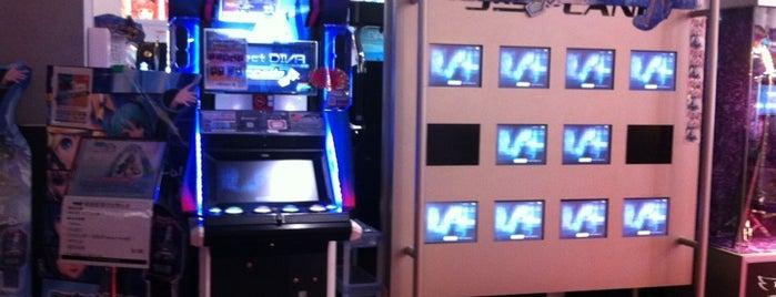 THE 3RD PLANET サードプラネット Bivi京都二条店 is one of 関西のゲームセンター.